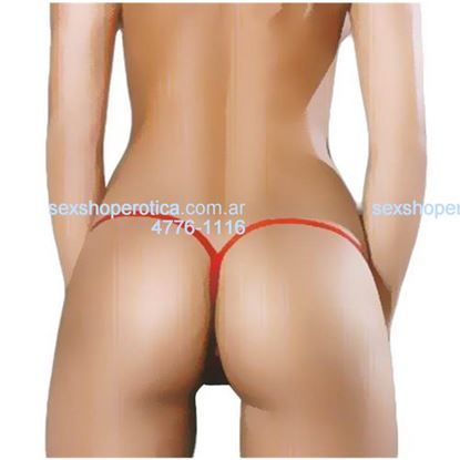 Tanga Colaless Doble Tira